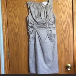Dress Barn Collection Ruched Detail Dress